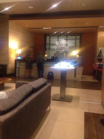 Holiday Inn Guayaquil Airport: Recepción !!!