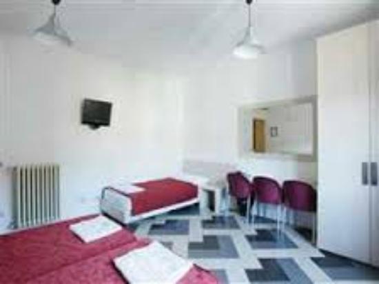 Ciao Hostel: Habitaciones amplias, comodas!