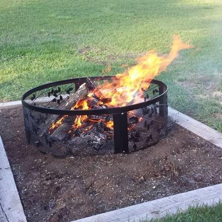 Saint Germain, WI: Nightly Campfire!