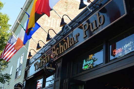 Thirsty Scholar Pub