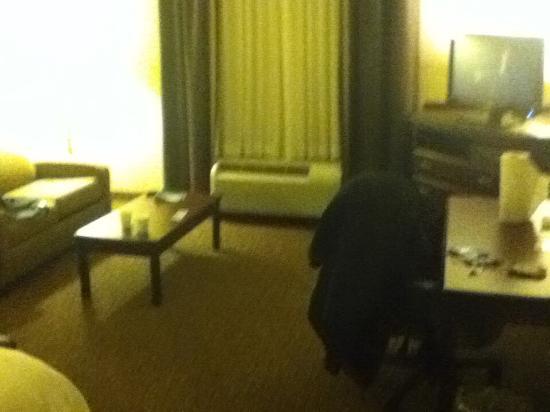 伯靈頓恒庭套房飯店照片