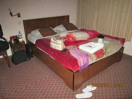 Khangsar Guest House: Bedroom