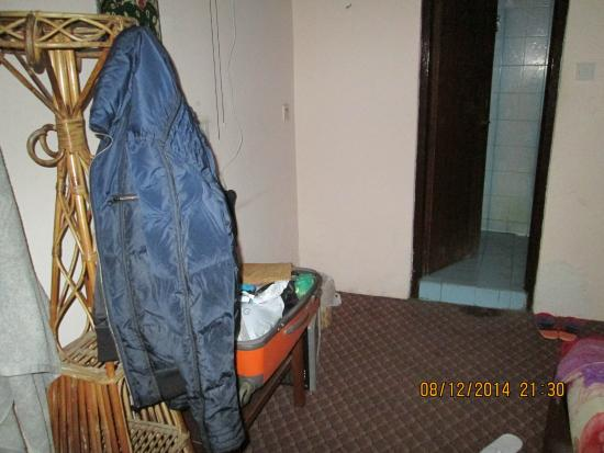 Khangsar Guest House: Attached Bathroom