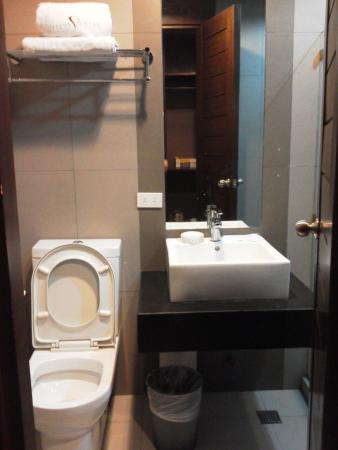 Vieve Hotel : 洗面所