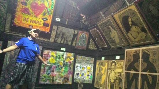 Tam-Awan Village: For art lover's place