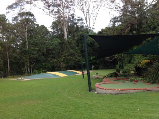 BIG4 Forest Glen Holiday Resort: Jumping Pillow