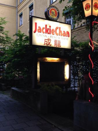Jackie Chan München