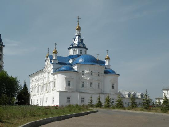 Успенский Зилантов женский монастырь