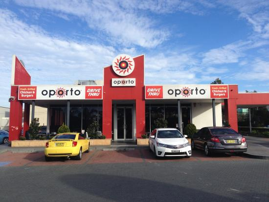 Oporto - Strathfield South