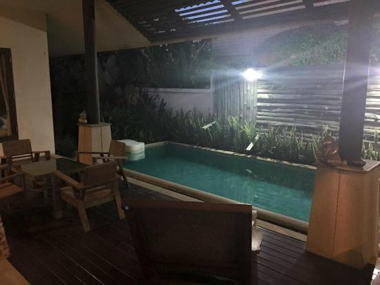 Baan Issara Resort Huahin: House private pool