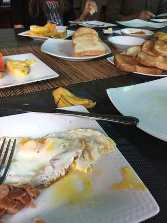 Settle Inn Tourist Lodge : Simple and delicious