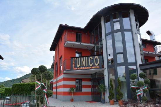 L'Unico Ponte Tresa Restaurant