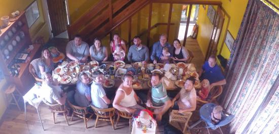 East Underdown Luxury Holiday Cottages: 1st Fathers Day Breakfast
