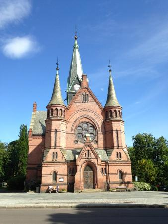 Sagene Church