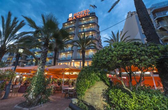 มาร์โซลโฮเต็ล: Hotel Marsol