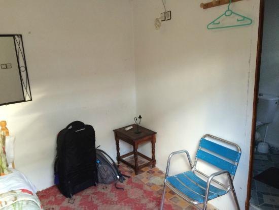 Columbe Blanche Hotel : Room