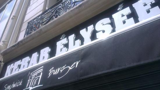 Kebab Elysee