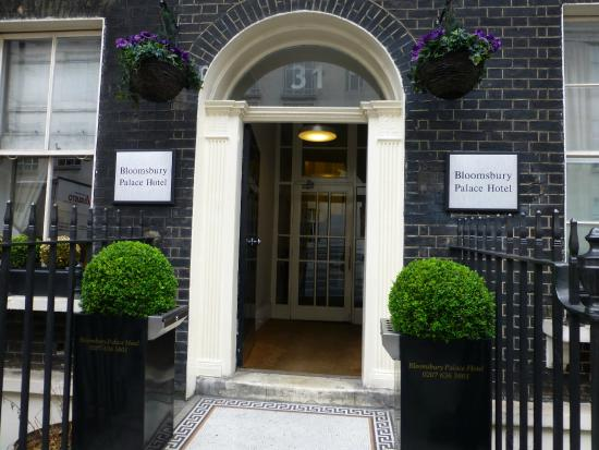 Bloomsbury Palace Hotel London Tripadvisor