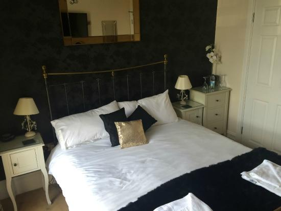 Llety Teifi Guest House: Room 4 - Lovely
