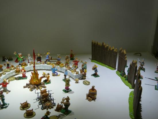 Museo miniaturas Profesor Max