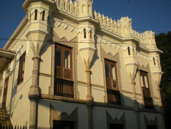 Castelinho38: Buitenkant