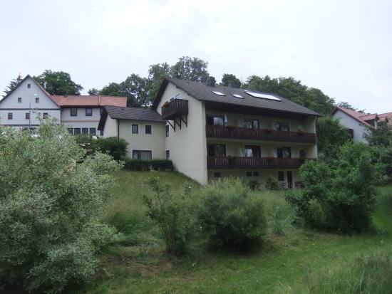 Friedenfels, Niemcy: Aussenansicht