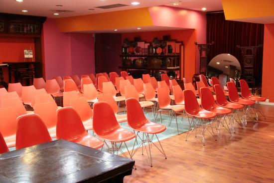 La salle de conf rence picture of la maison de la chine - Maison de la chine paris ...