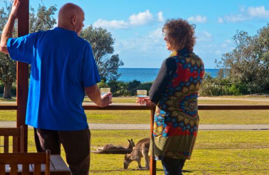 Discovery Parks BIG4 - Pambula Beach: Ocean View Villa