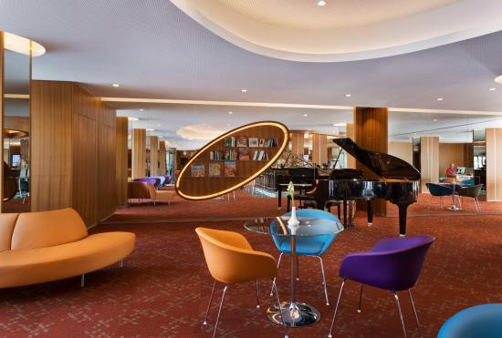 Lot Spa Hotel: Hotel Lobby