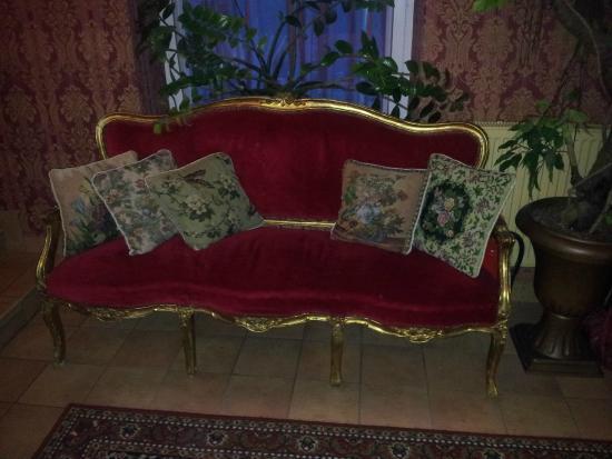 Sofijos: sofa