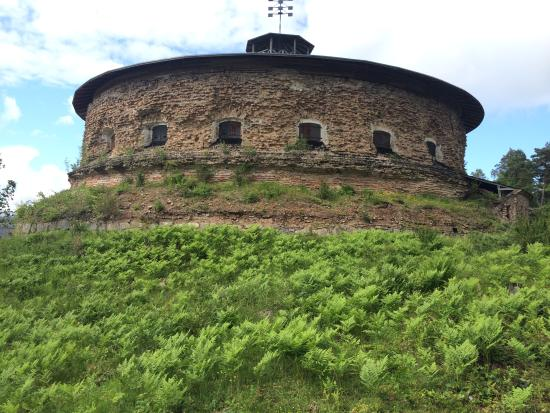 Varmdo, Suécia: Fredriksborgs Fästning