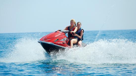 Cape Bodrum Beach Resort Watersports Activities At Cape Bodrum