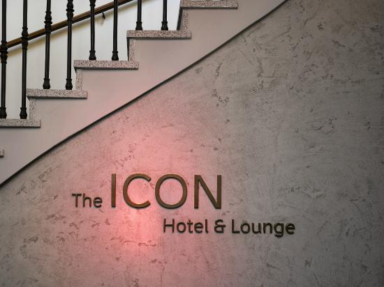 The ICON Hotel & Lounge: The ICON
