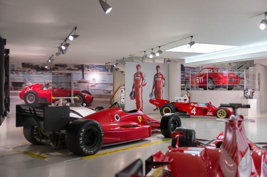 Hotel Maranello Village Museo Ferrari A Museum In