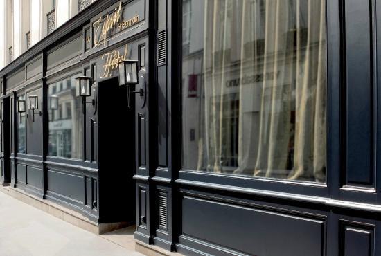 Hotel Esprit Saint Germain: Esprit Saint Germain Entrance