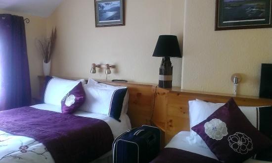 Leens Bed and Breakfast: Bedroom