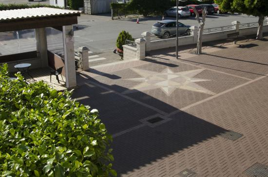 San Martin del Tesorillo, İspanya: plaza