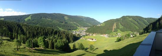Gasthof Reithof: Blick von meinem Balkon / View from my balkony