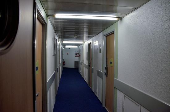Couloir Ibis Budget Marseille Timone