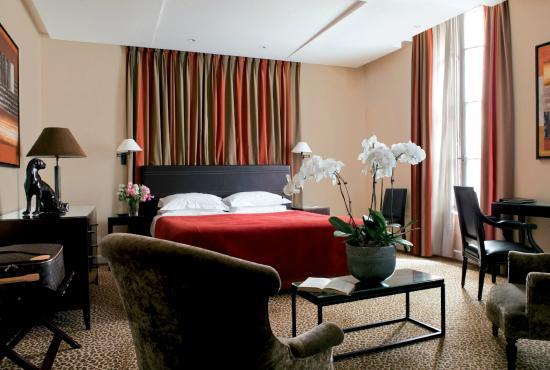 Hotel Esprit Saint Germain: Prestige Room