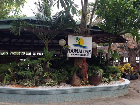 Dumaluan Beach Resort: June 22 to 24, 2015
