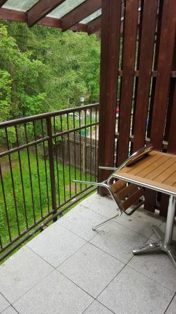 Center Parcs Whinfell Forest The Private Balcony Lakeside Apartment Number 30