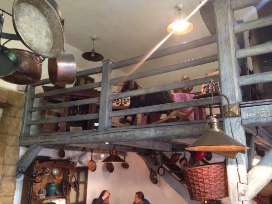 W Starej Kuchni Restaurant