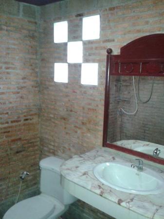 Nature Park Resort : Bathroom