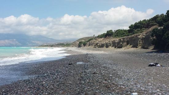 Lachania Beach South Rhodes Rhodes Rhodes Island
