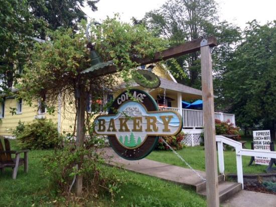 Cottage Bakery Cafe Eatonville Wa