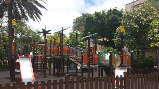 Doramas Park: Beautiful and tranquil