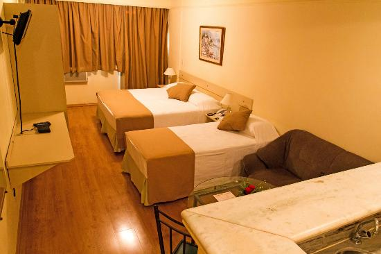 Harbor Self Buriti Suites Hotel: Suite Luxo