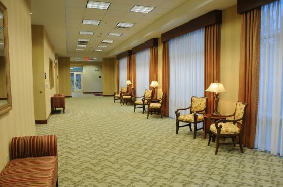 Hampton Inn & Suites Southern Pines-Pinehurst: Pre-function Room
