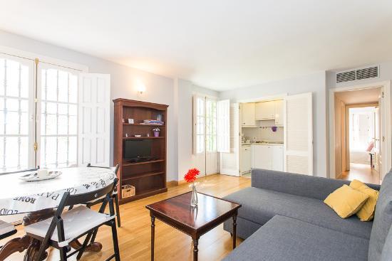 Vidrio apartments s ville espagne voir les tarifs et for Appart hotel seville